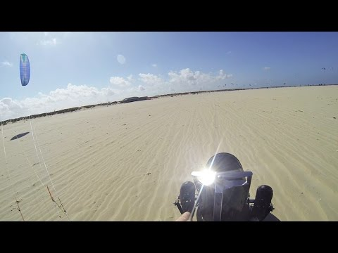 Kite Buggy with GoPro Brouwersdam (Spring 2014) | Noisestorm - Intensity