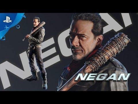 Tekken 7 -  Season Pass 2 : Julia Chang And Negan Trailer | PS4