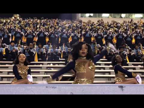"""5th Quarter"" Southern University vs Pine Bluff 2018"