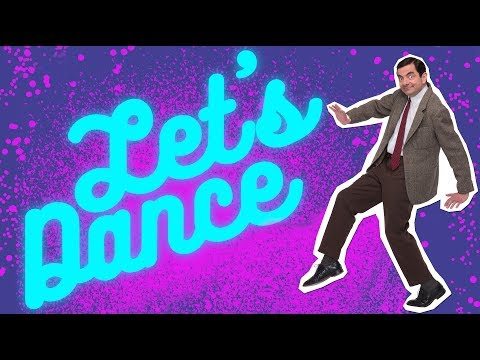 Let's Dance! | NEW Song | Mr Bean Official