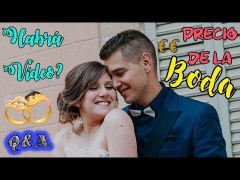¿Precio de la BODA?¿Discutimos antes de casarnos? ∞ Q&A BODA HAPPY OHANA