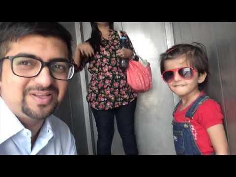 She Looks Beautiful in Red _ Neeraj Arora Vlogs_ Episode 2