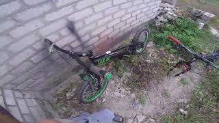 MSE. Rider Велотриал. Сборка вело триального велосипеда.