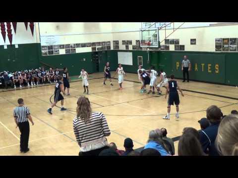 Harbor vs Aptos Varsity Basketball 1/30/2014