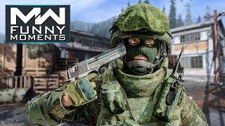 COD Modern Warfare - Funny Moments #5