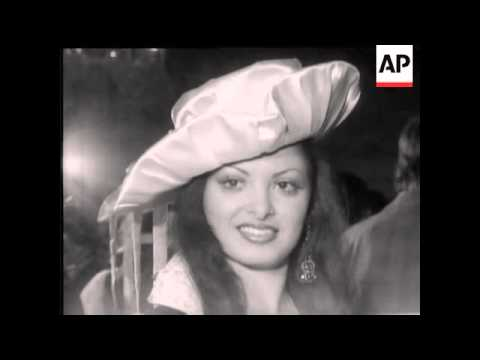 Miss World 1972 AP LUNCHEON