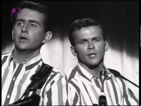 Kingston Trio, Gertrude Berg, Mary Wickes, Cedric Hardwicke, 1961 TV