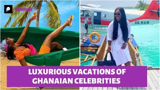 How Jackie Appiah, Yvonne Nelson, Kofas etc spend their vacations