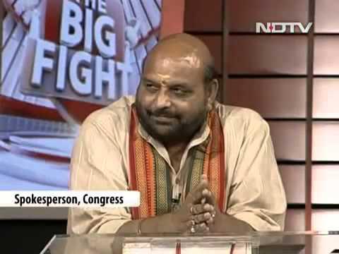 Asaduddin Owaisi in The Big Fight Debate NDTV FULL EPISODE