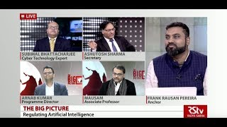 The Big Picture: Regulating AI - Artificial Intelligence