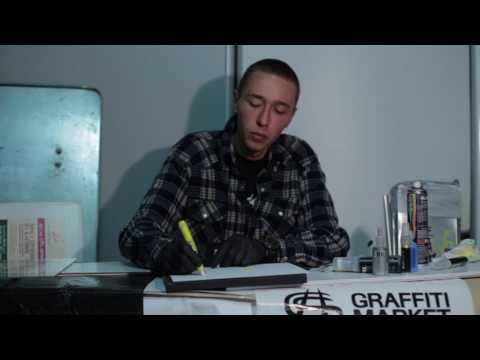 Маркер на водной основе Krink K-32   Graffitimarket.ru