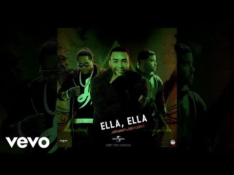 Don Omar ft Zion & Lennox  Ella, Ella