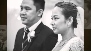 UNFORGETABLE PAGUIO & ZAMORA MAY2TOGETHER & DEC4EVER 2015 WEDDING