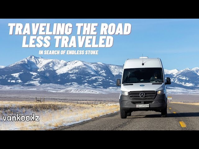 Winter Road Trip | Winter Travel Ideas | The Indy Ski Pass and the Road Less Traveled