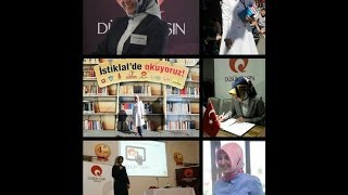 İkinci Üniversitem Programı Konuğu Hilal Bayram 2017 Video