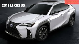 2019 Lexus UX - Interior and Exterior - Phi Hoang Channel.
