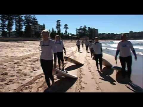 Surfing Australia, Manly Beach, Northern Beaches NSW
