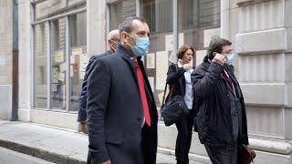 Mauro Poggia explique le retour du semi-confinement à Genève