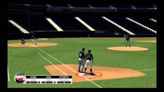 MLB 2K11 - How to Steal a Base