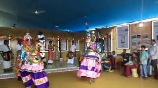 9884436365 Tamil folk music - Poikal kuthirai dance