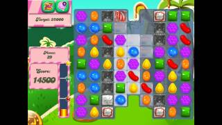 Candy Crush Saga: Level 194 (No Boosters) iPad 4