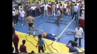 WWC: Bruiser Brody vs. Invader #1 (1986)