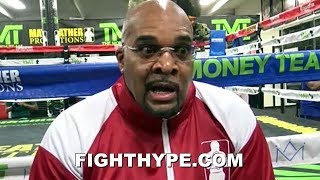 mayweather advice to tank davis