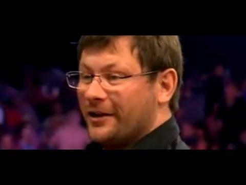 James Wade vs. Simon Whitlock Incident - 2013 PDC World Grand Prix