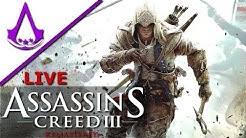 Assassin's Creed 3 Remastered LIVE #01 Stream - Let's Play Deutsch