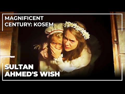 Anastasia Is Kidnapped To Istanbul   Magnificent Century: Kosem