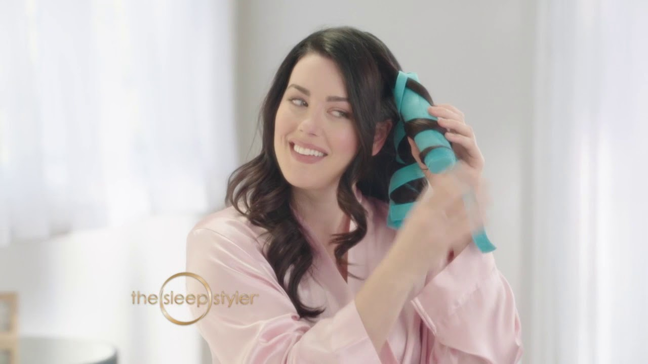 The Sleep Styler (Official Commercial)
