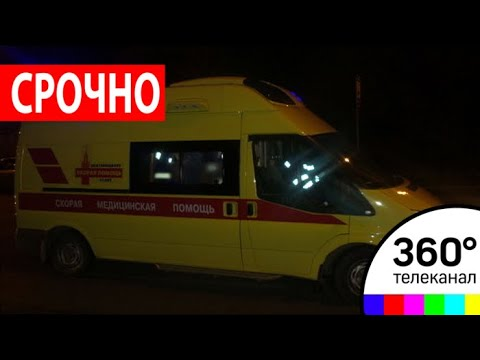 Водитель грузовика, протаранивший автобус с детьми, задержан