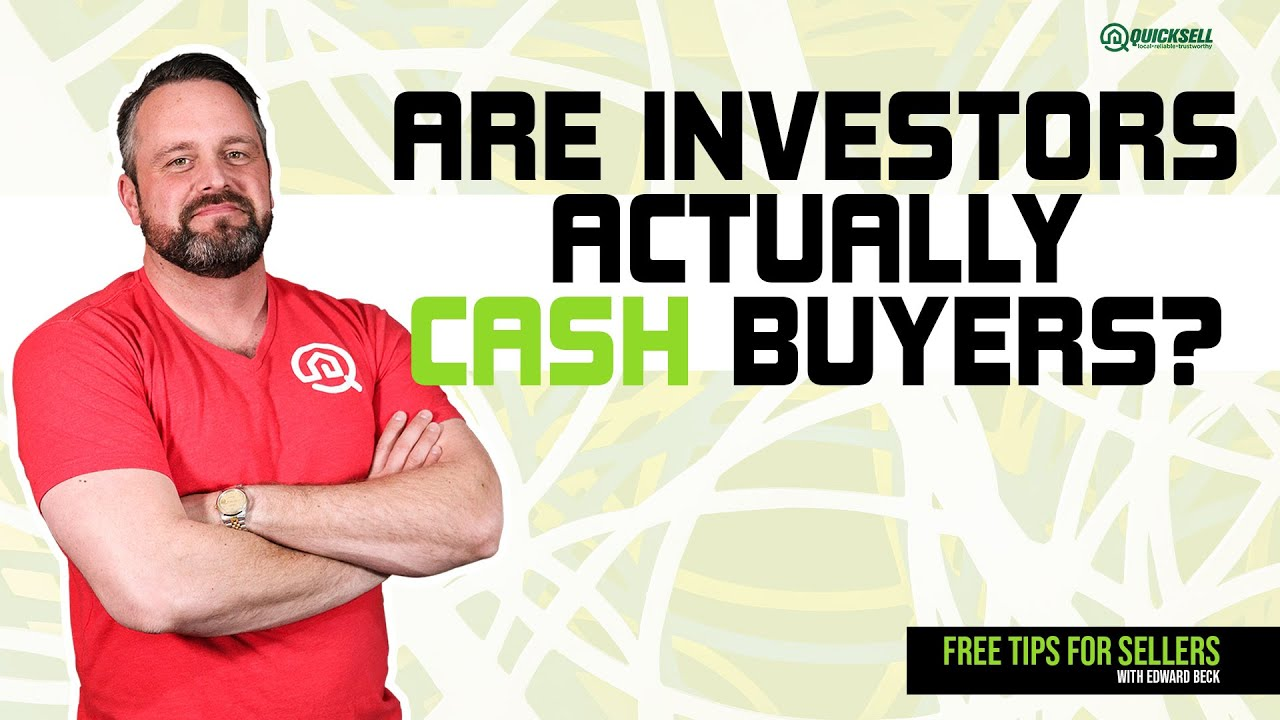 Are All These Investors Really Cash Buyers?