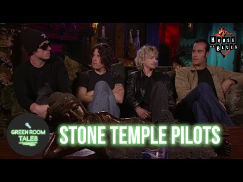 Stone Temple Pilots | Green Room Tales | House of Blues