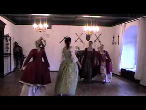 Baroque Dance - Rigaudon à quatré