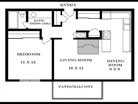 Remarkable Efficiency Apartment Floor Plans Design Ideas To Get More Room E