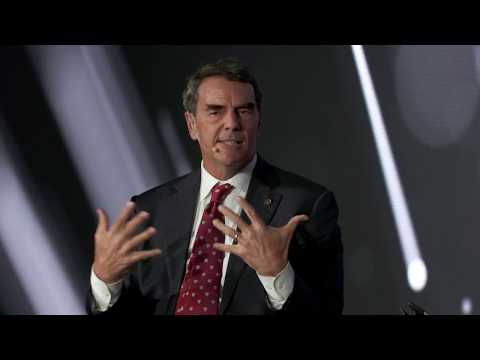 CFCon 2018 / Tim Draper / How Crypto is the rocket-fuel of the 4th industrial revolution