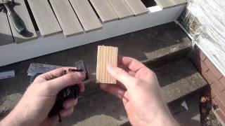 How To Install Composite Deck Boards | Pvc Vinyl Decking Installation With Cost Analysis