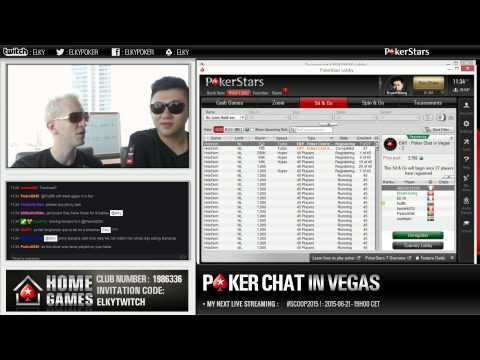Poker Chat in Vegas #3 with Bryan Huang !