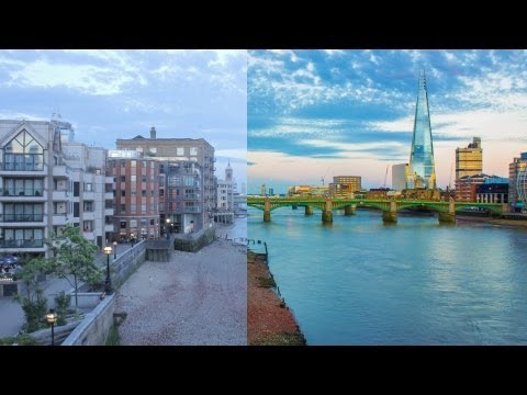 How to Enhance Landscape and City Photos