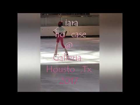 Kiara BEST Skating Showcase Age 9
