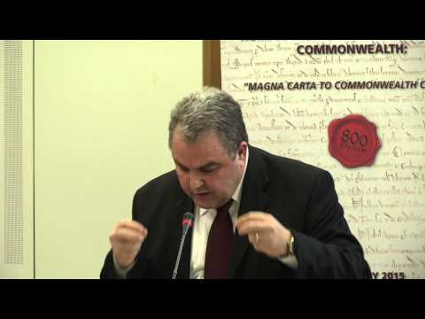 Human Rights in the Modern Day Commonwealth: The Commonwealth - A global force for good?