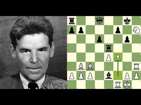 O mais belo sacrifício de dama da história do Xadrez | Nezhmetdinov vs Chernikov (1962)