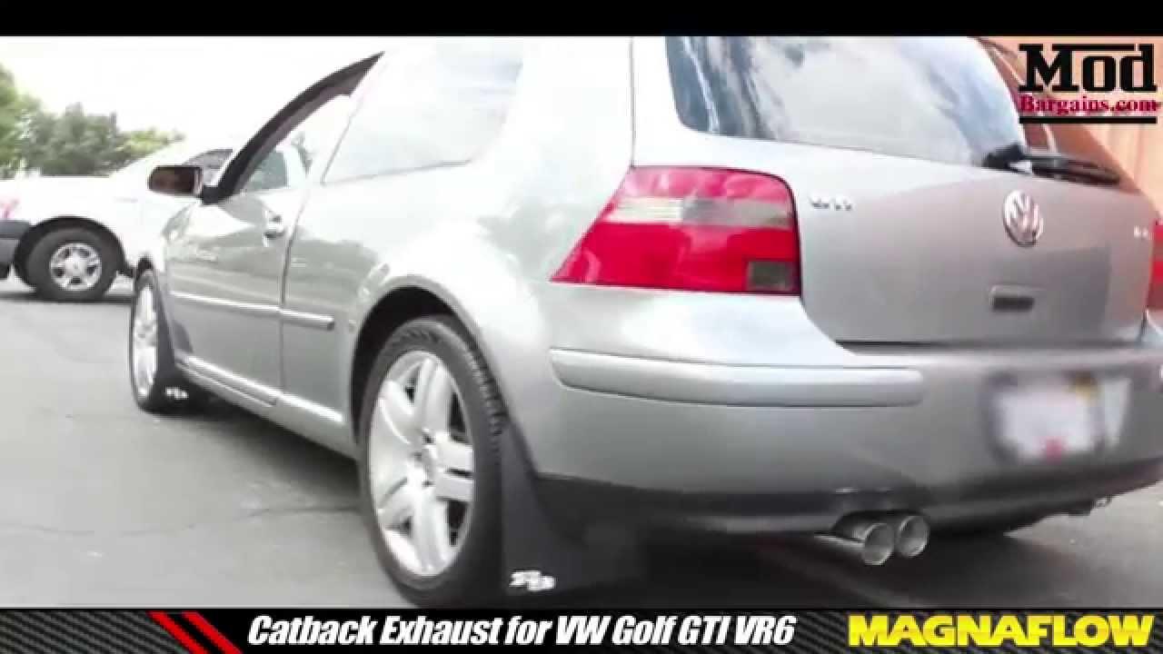 Cat Exhaust Mk Golf