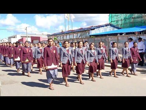 LAKA FALE ALEA | 2016/2017 OPENING OF TONGA PARLIAMENT MARCH