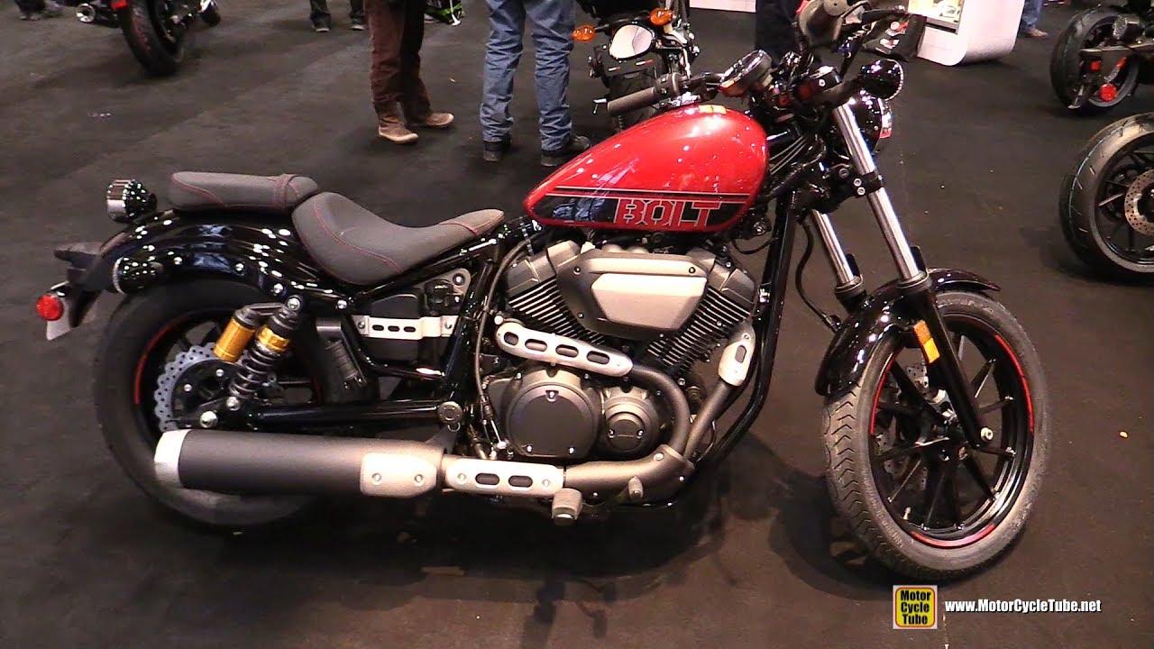 2017 Yamaha Bolt R Spec Walkaround Toronto Motorcycle Show