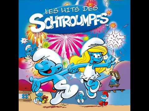 Ils Sont Tous Bleus - Les Hits Des Schtroumpfs - LMFAO - YouTube.flv