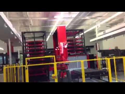 Amada Parts Sorting Robot