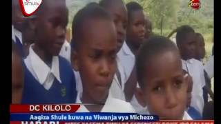 Viwanja Vya Michezo Kwa Watoto