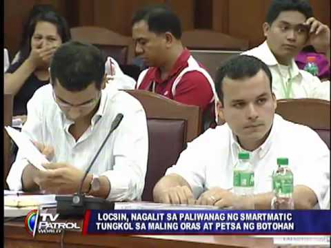 Baixar Tempers flare in House hearing on poll e-cheating